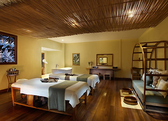 Treatment Rooms Bamboo Spa By L Occitane